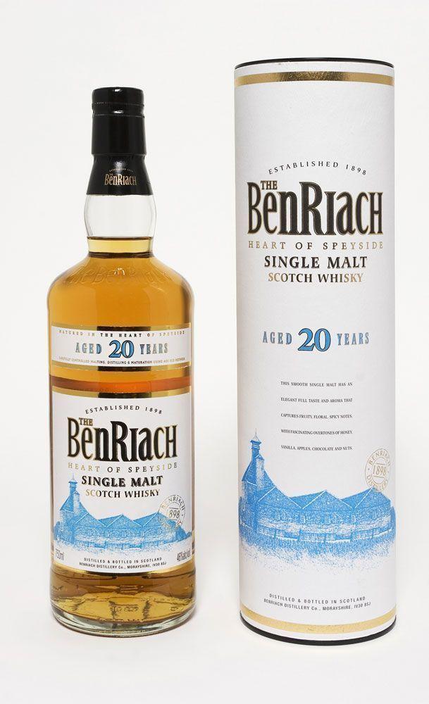 BenRiach 20 Official