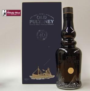 Old Pulteney 40 copy