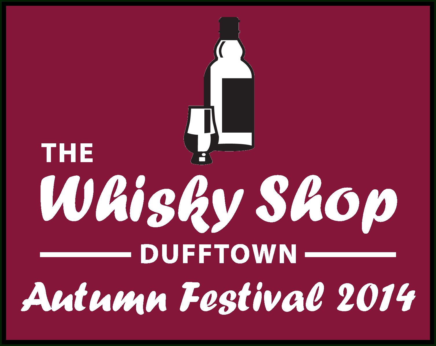 The Whisky Shop Dufftown Autumn Festival 2014