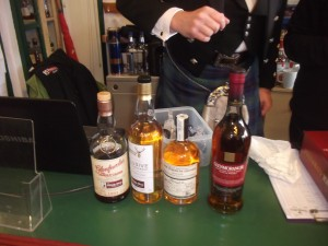 It all started with a big dram