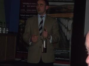 Peter Mackay - celebration of the cask