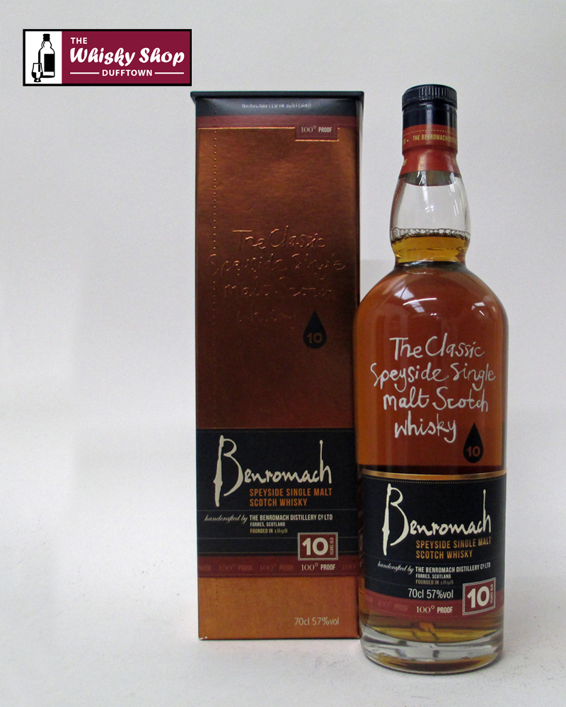 Benromach 10 100 Proof