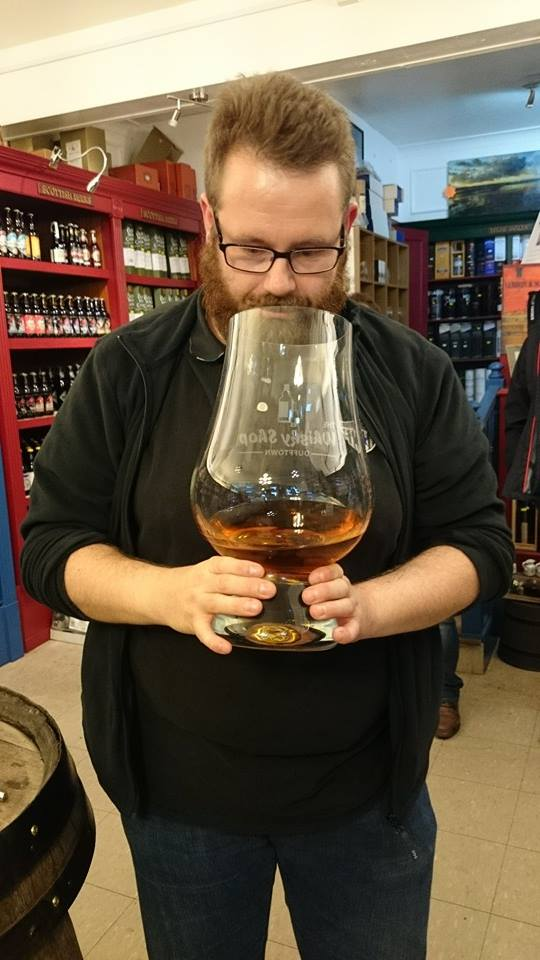 Leif starts with a big dram