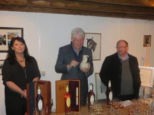 Pat, John and Sandy of Speyside WSD