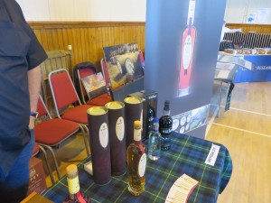 Spey at the whisky fair WSD