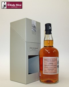 Wemyss Glen Scotia 1991 Leather Bound