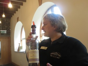 Karen Presents Glendronach 12 sauternes finish