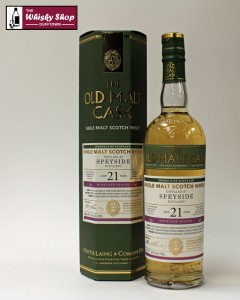 Old Malt Cask Speyside 1993 21 Years Old