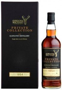 GM Private Collection Glenlivet 1954