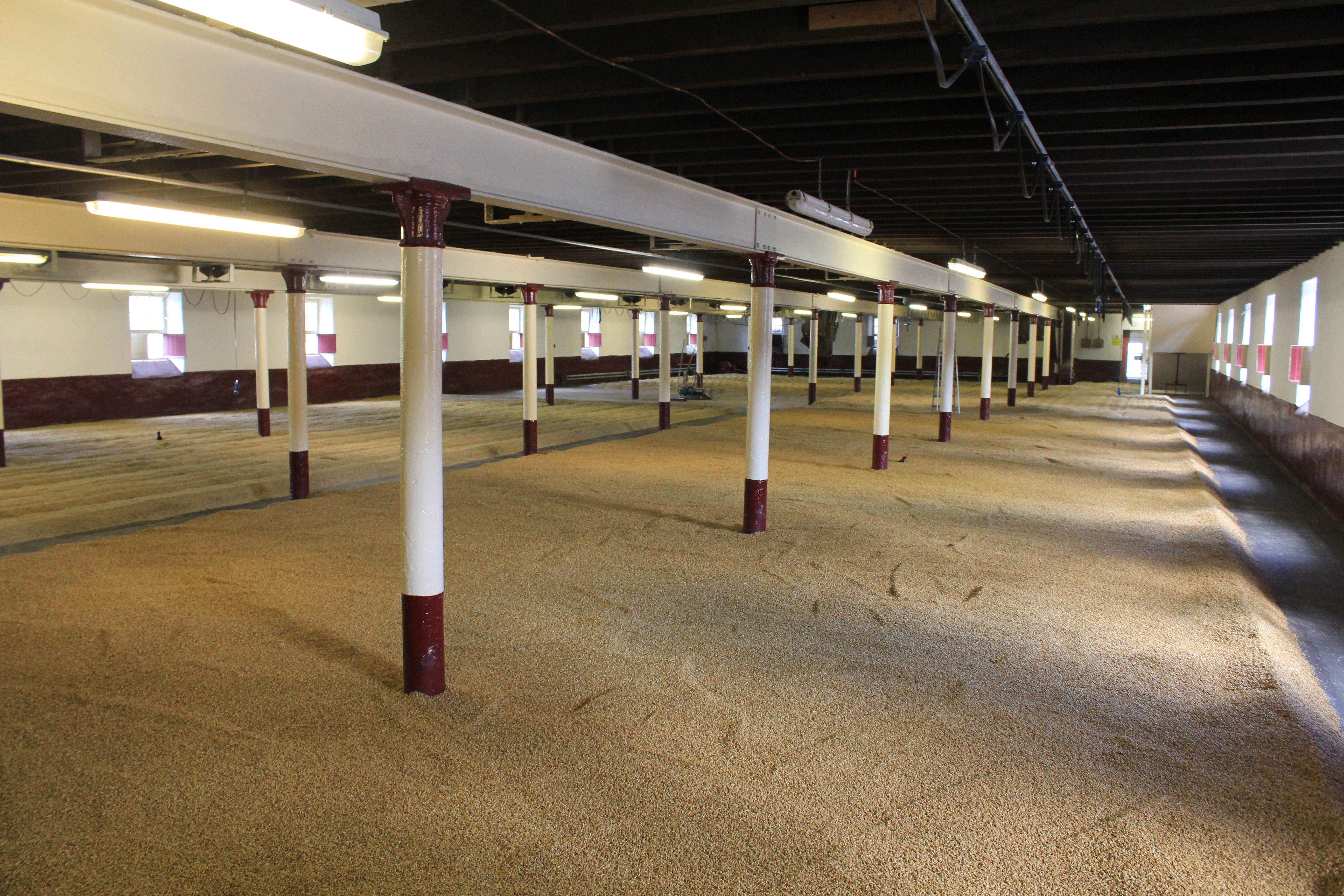 Balvenie Floor Maltings