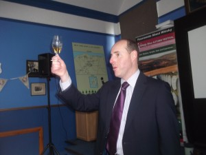 Stephen Rankin of Gordon and MacPhail