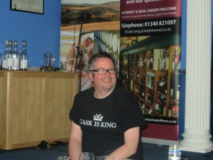 Mark Watt cask is king WSD