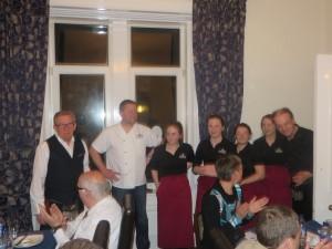 Tannochbrae gala evening WSD