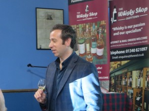Arthur Montford of Benromach