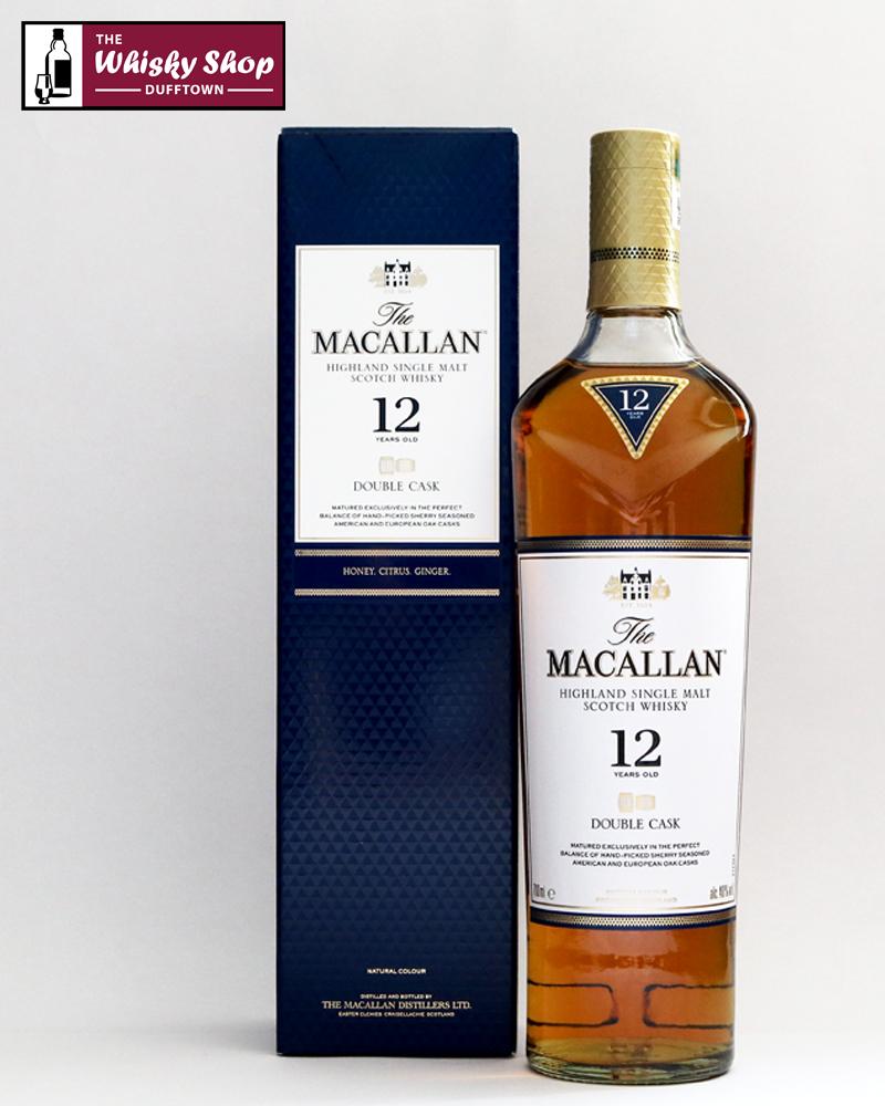 3763916f4d3 Macallan 12 Double Cask